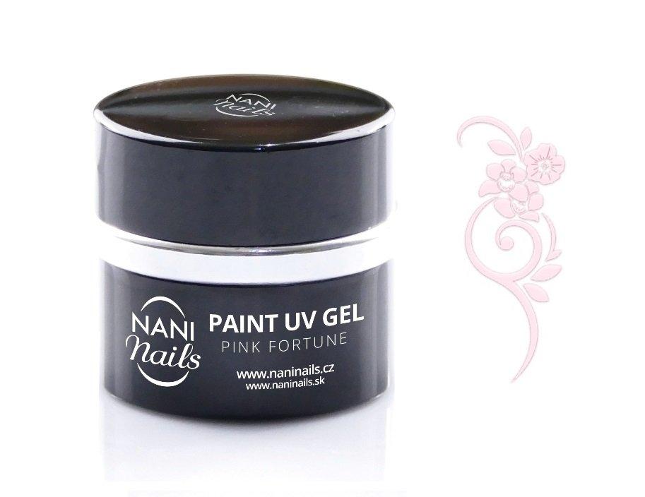 NANI Paint UV gel 5 ml - Pink Fortune