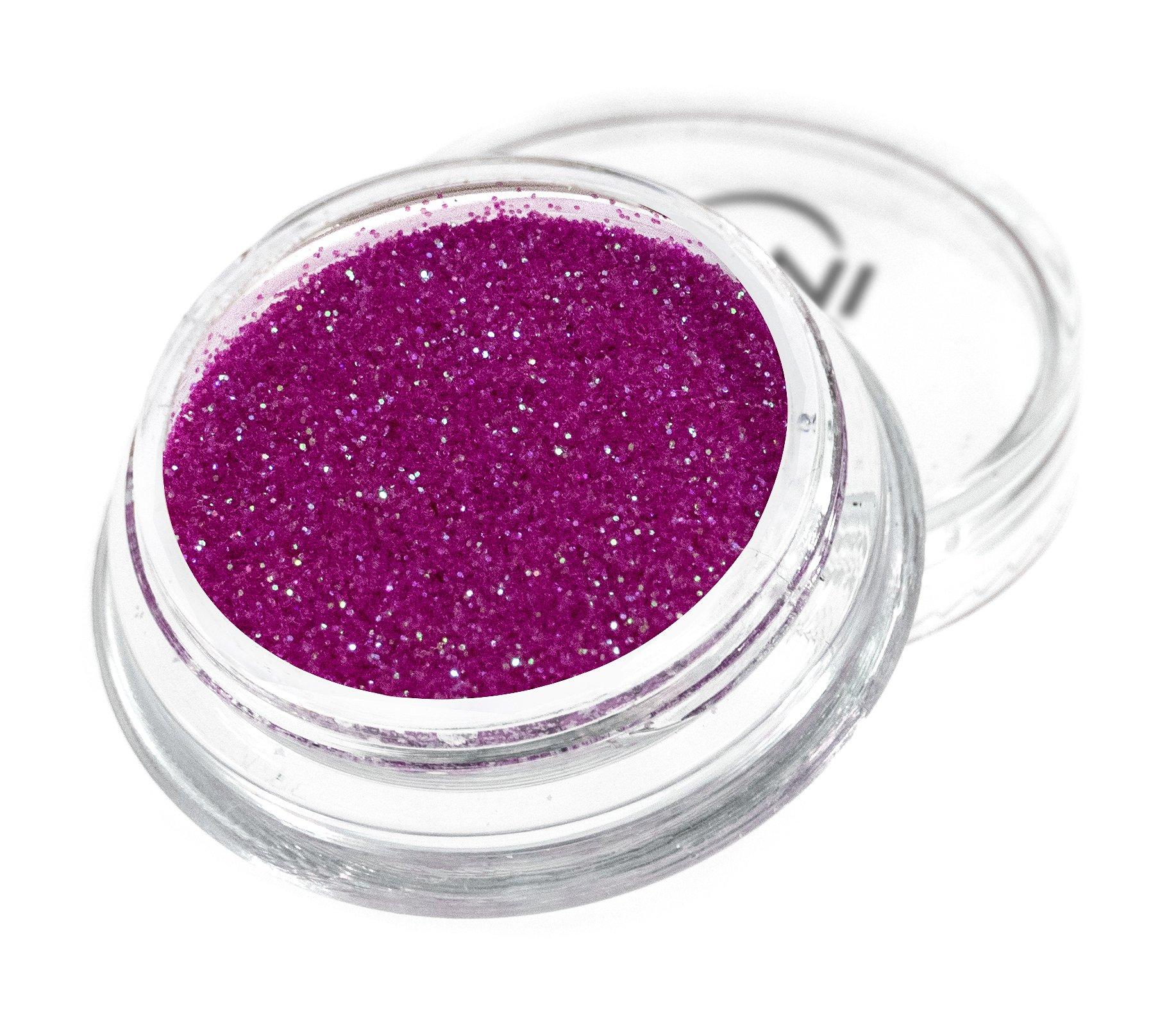 NANI zdobení Glitter Neon Glow - Purple 7