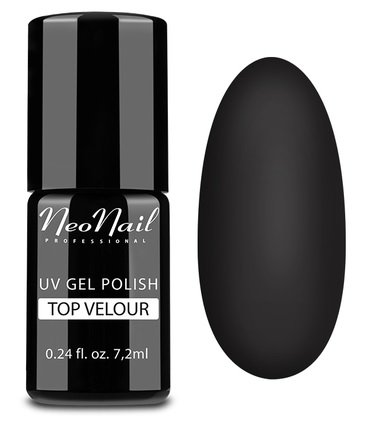 NeoNail gel lak 7,2 ml - Top Velour