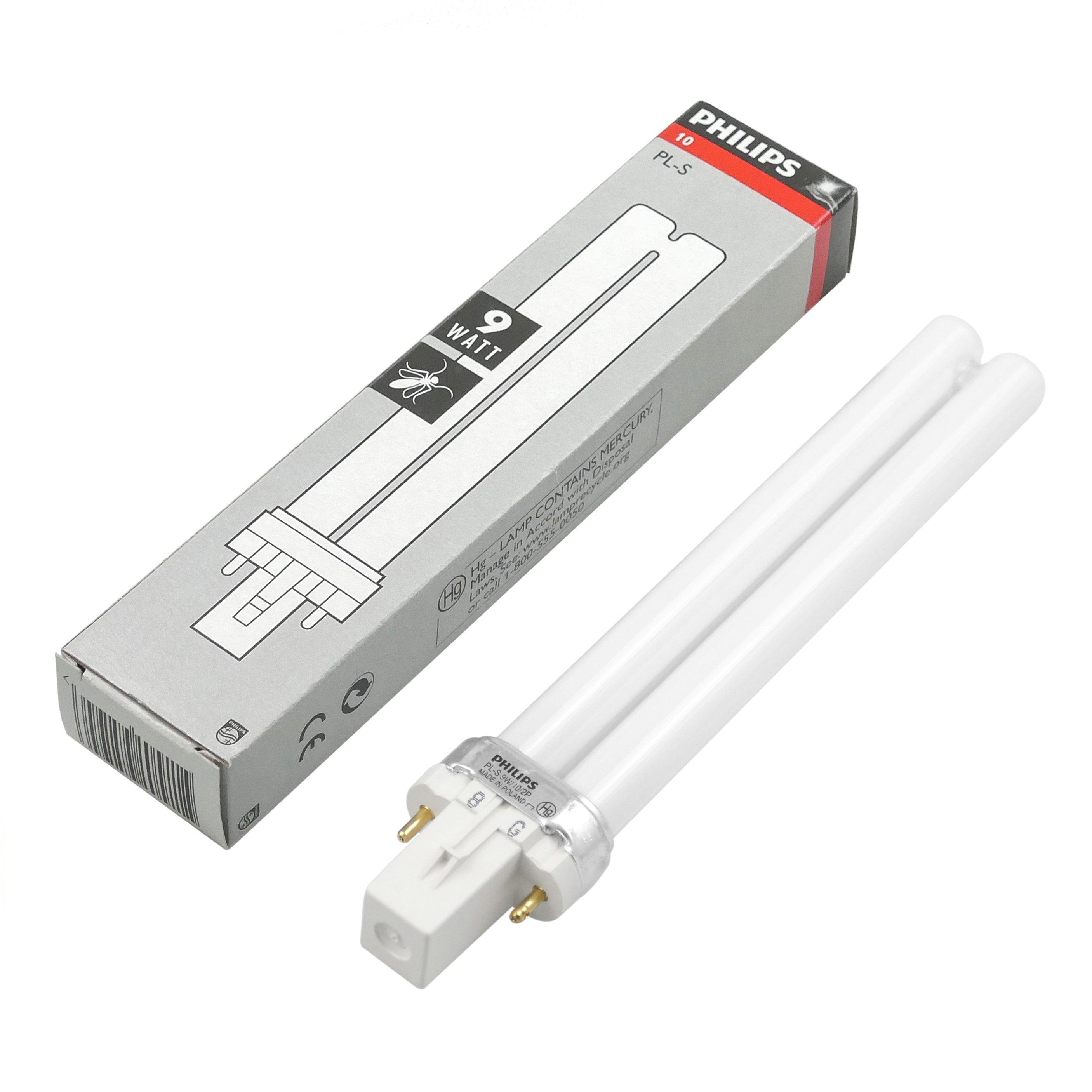 Philips zářivka 9W do UV lampy - Pomalý start