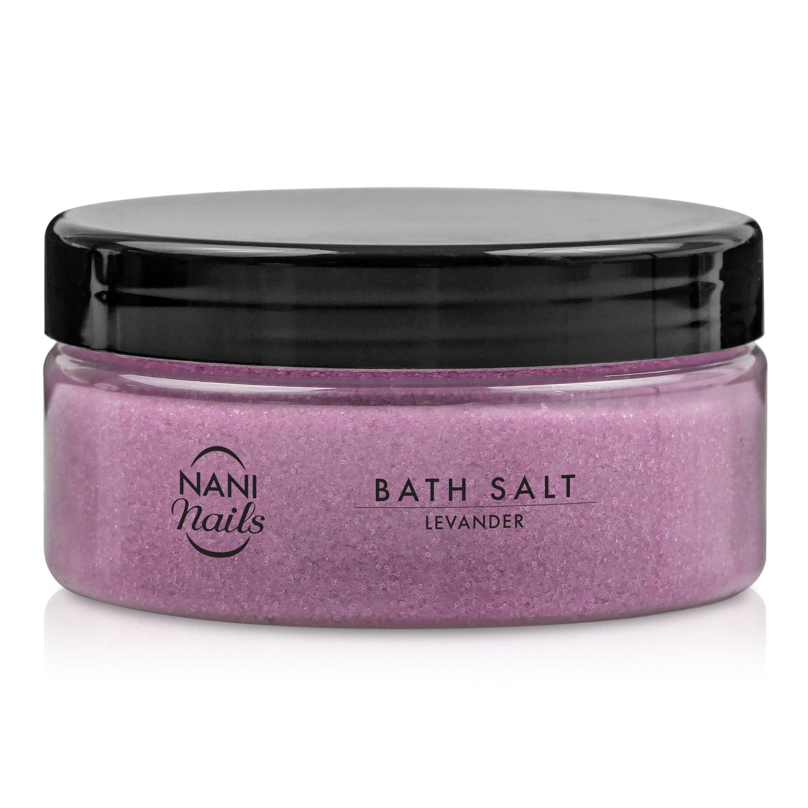 NANI koupelová sůl 350 g - Levandule
