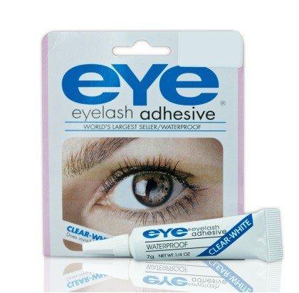 Lepidlo na řasy Eyelash Adhesive 7g - Průhledné