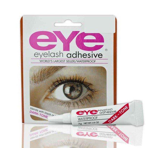 Lepidlo na řasy Eyelash Adhesive 7g - Černé